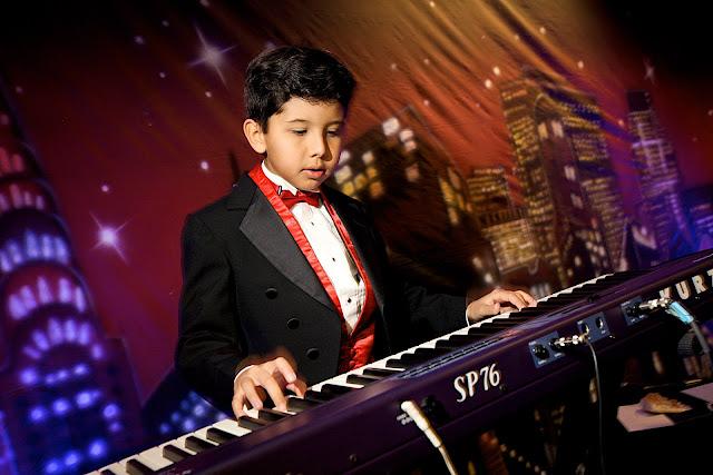 Học đàn piano cho trẻ em tại quận Bình Thạnh TP HCM