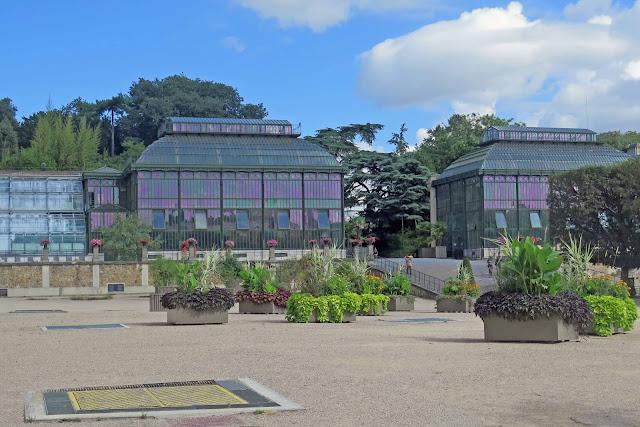 Greenhouses - Jardin des Plantes