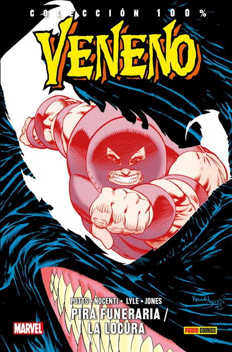 "Reseña de ""100% Marvel HC. Veneno: Pira funeraria / La locura"" - Panini Comics"