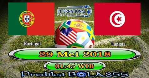 Prediksi Bola855 Portugal vs Tunisia 29 Mei 2018