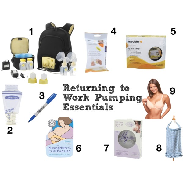 Returning to Work: Pumping Essentials