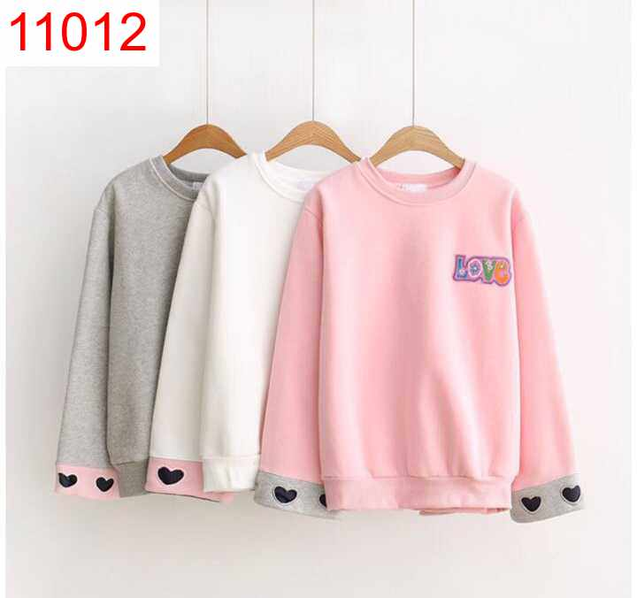 BS SWEATER HANDLOVE - 11012