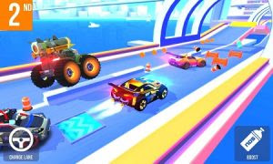 SUP Multiplayer Racing Mod Apk Android Terbaru v1.3.4