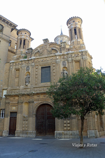 Iglesia de la Mantería de Zaragoza