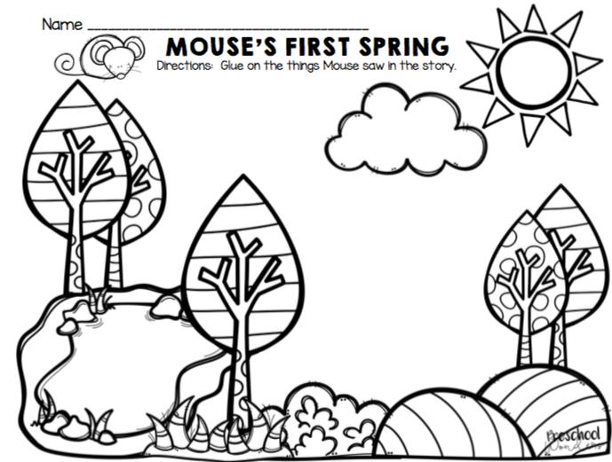 Preschool Wonders March 2017