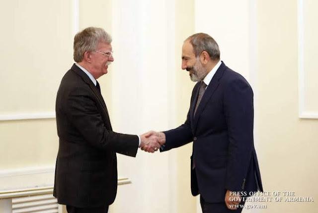 Rusia acusa a EE. UU. de querer abrir una brecha entre Moscú y Ereván