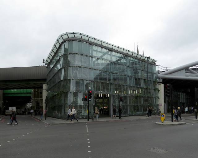 Market Hall by DLA Architects, Borough Market, Southwark, London