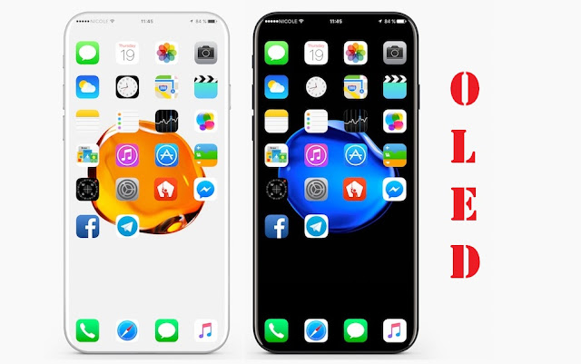Apple is expected to use OLED displays on all the upcoming iPhones by 2019. Currently Apples next iPhone 8 is said to use the OLED display technology for the first time.