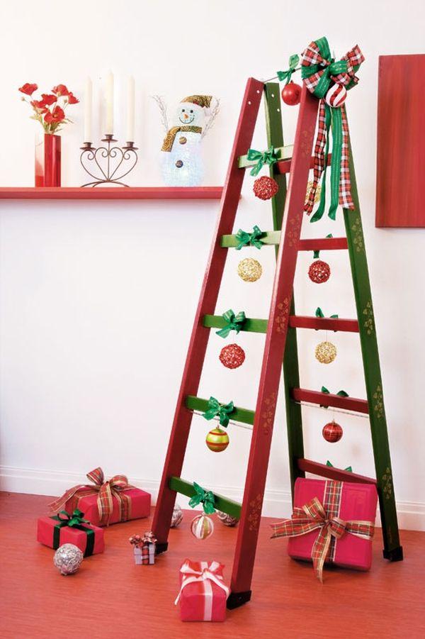 Resultado de imagem para decoração árvores de  natal