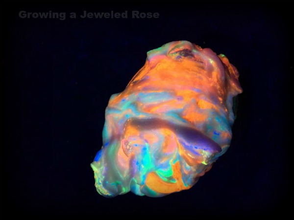 Glowing marbleized egg dying with shaving cream.  I can't wait to try this- SO COOL!