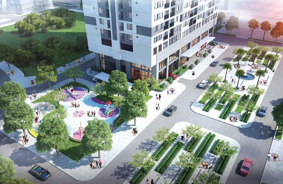 Chung cư Taseco Complex được khách lựa chọn với 4 tiêu chí