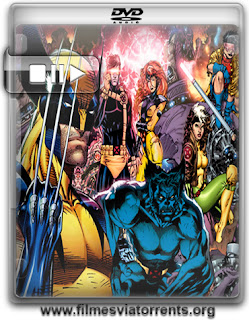 X-Men: Animated Series 5ª Temporada Torrent - DVDRip