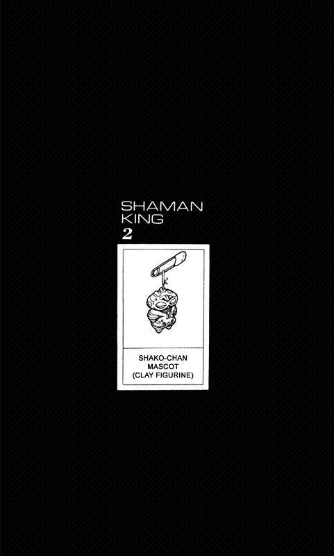 Shaman King [Vua pháp thuật] chap 11 trang 2