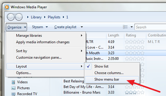 Cara Menampilkan Lirik Lagu pada Windows Media Player