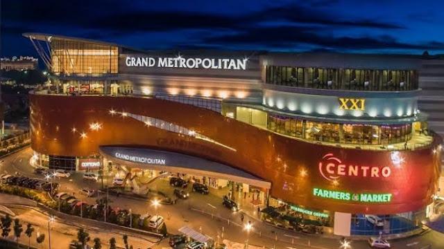 Grand Metropilitan Bekasi, Food Court, Arena Bermain, Rekreasi