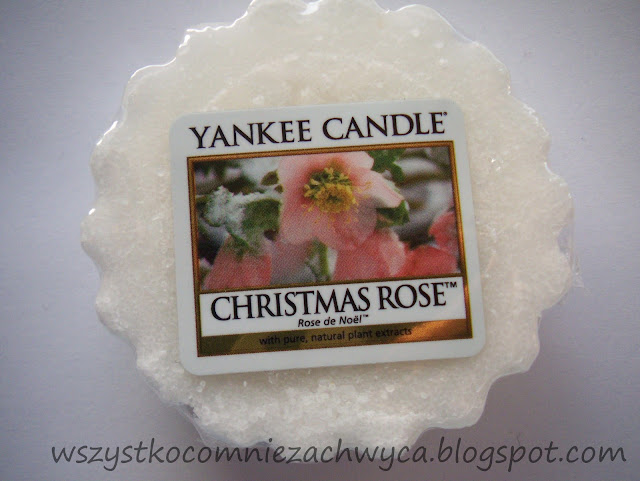 Yankee Candle, Christmas Rose