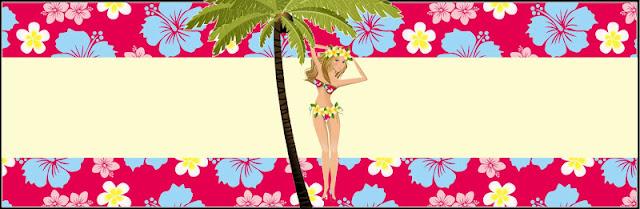 Imprimibles, imágenes y fondos para Fiesta Hawaiana 12. | Ideas y ...