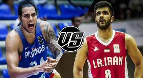 Live Streaming List: Gilas Pilipinas vs Iran 2019 FIBA World Cup Qualifiers Asia 5th Window