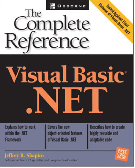 Vb net ebook