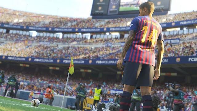 download pro evolution soccer 2019 unlock pc full version