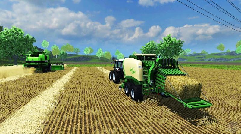 Descargar Farming Simulator 19 PC Español el nuevo juego de una de las franquicias de simulación más exitosa, con una revisión completa de su motor gráfico y ...