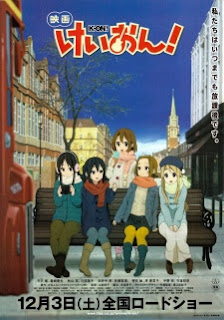 K-On! Movie A Trip to London MP4 Subtitle Indonesia