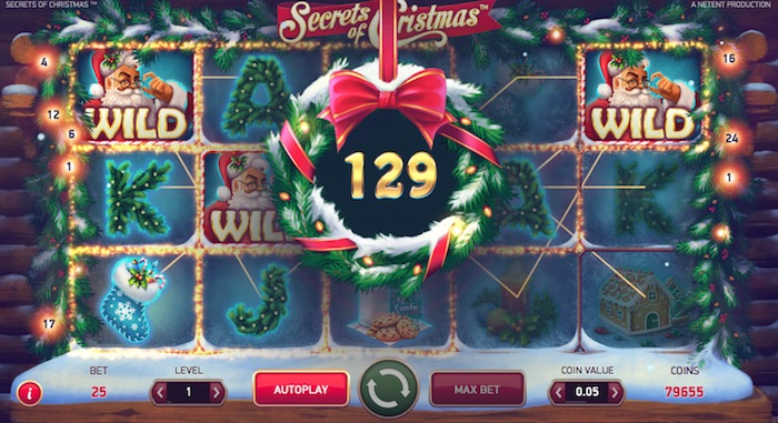 Jucati acum Secrets of Christmas Online