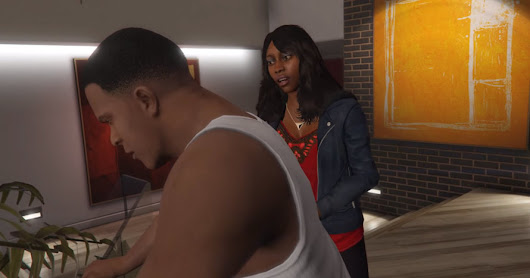 Do Black Couples Exist in Video Games? |TheZonegamer