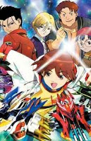 Crush Gear Turbo Subtitle Indonesia