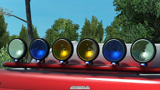 american truck simulator mods, ats mods, ats realistic mods, ats light mods, ats truck accessories, hella rallye 3000, recommended mods ats