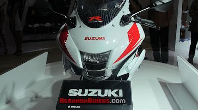 IMOS 2016: Detail Suzuki GSX-R150, GAHAR BRADS!
