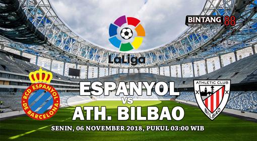 Prediksi Skor Espanyol vs Ath Bilbao