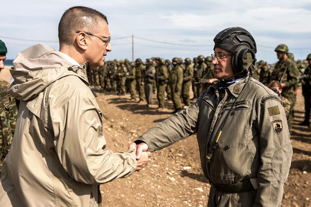 Έγγραφο Στεφανή για την Ψυχοκοινωνική μέριμνα εν ενεργεία Στρατιωτικών