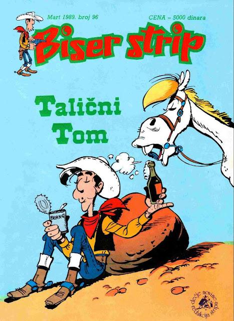 Zica koja Peva - Talicni Tom