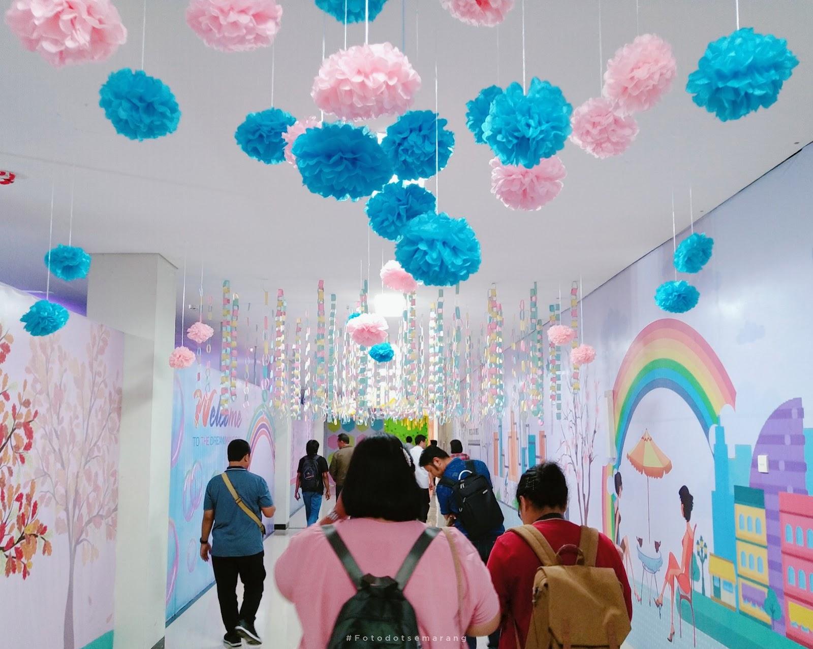 [Photoblog] Seperti Apa 12 Ruangan Foto di Dream Mansion?