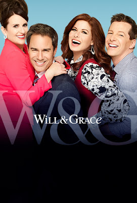 Will & Grace Poster