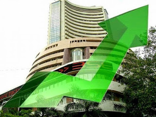 Sensex Nifty up
