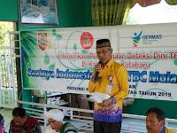Dinkes Kotabaru Deteksi TBC di Lingkungan Pondok Pesantren