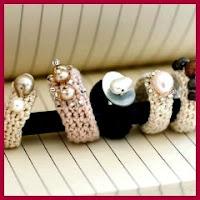 Anillos de crochet