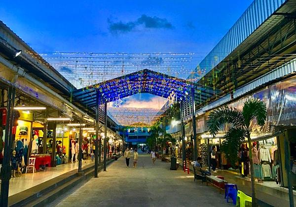 Hat Yai Asean Night Bazaar