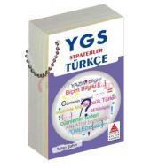 YGS Stratejiler Türkçe / Tufan Şahin / Delta Kültür Yayınevi