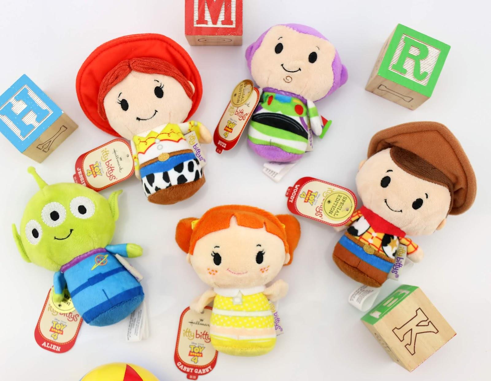 hallmark toy story 4 itty bittys