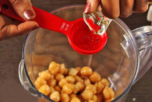 Tự làm món kem tahini bổ dưỡng cho cả nhà vào mùa hè