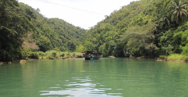 Loboc River Cruise in Bohol Philippines