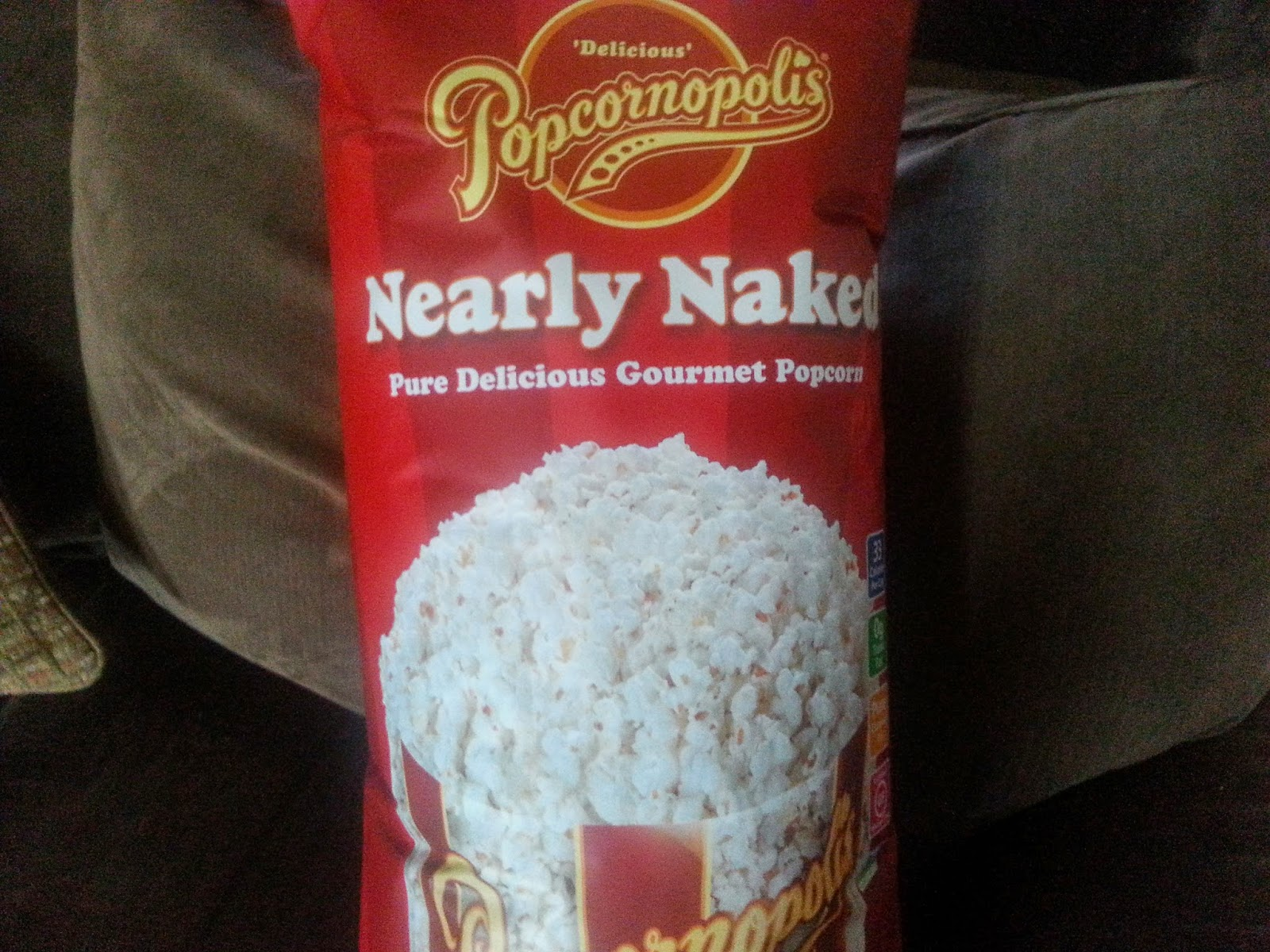 Here S My Take On It Recipe Large Bag Of Popcorn