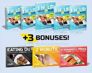 1 Hour Belly Blast Diet – Real Fat Burning Weight Loss Diet Manual?