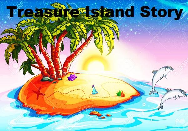 Kisah Pulau Harta