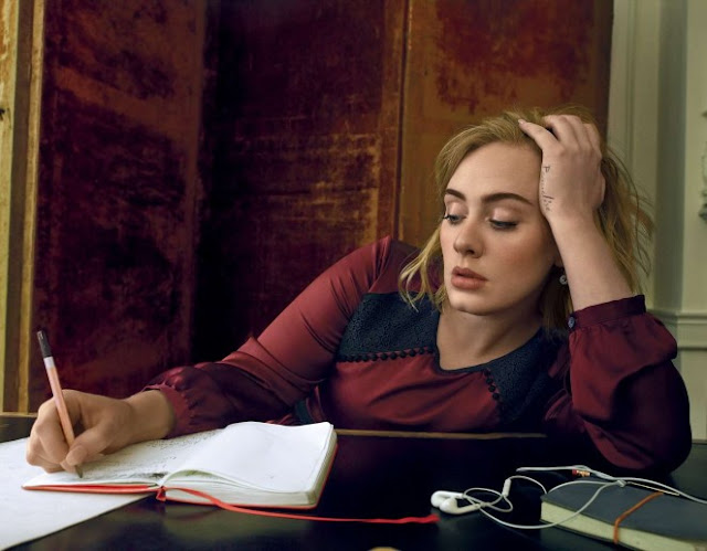 Adele – Vogue Magazine (March 2016)