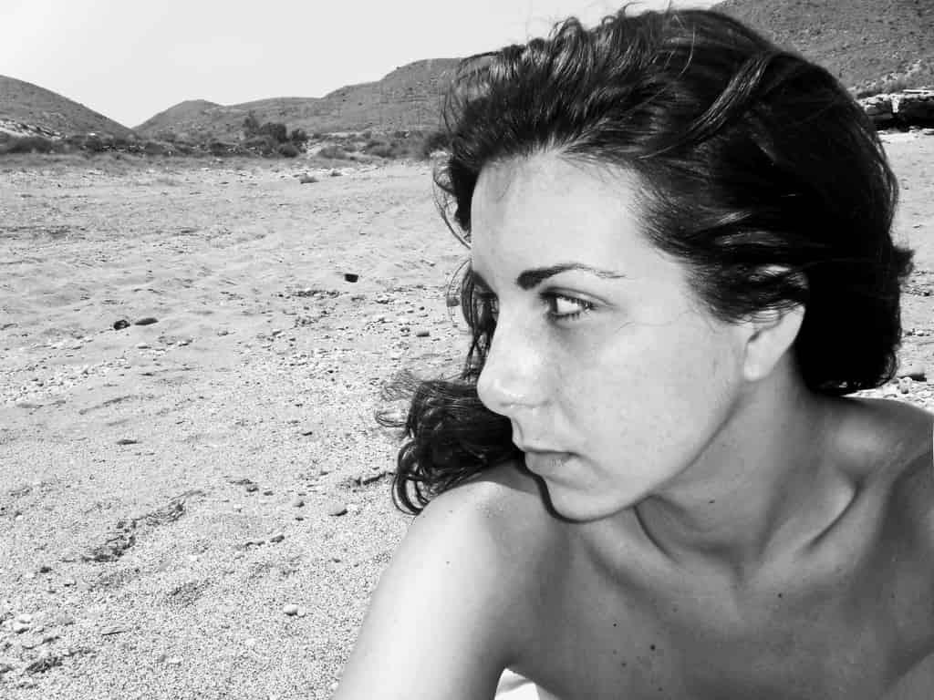 #424 La cala nudista | luisbermejo.com | podcast