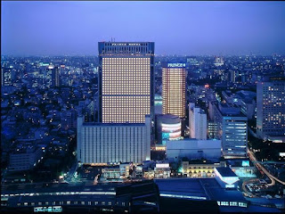 Hotel Shinagawa Prince